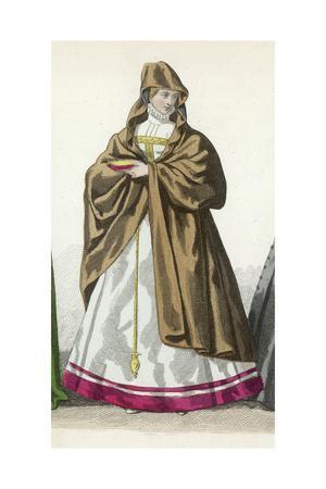 Frenchwoman 1555