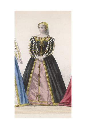 Frenchwoman 1559