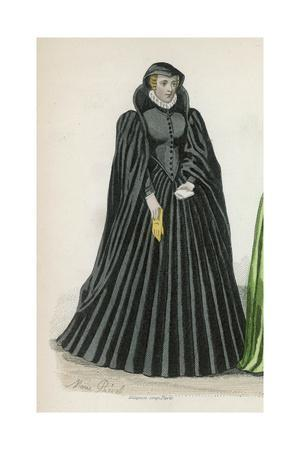 Frenchwoman 1547
