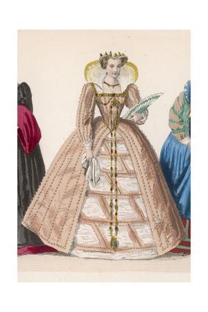 Frenchwoman 1576