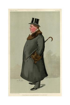 6th Earl of Donoughmore, Vanity Fair