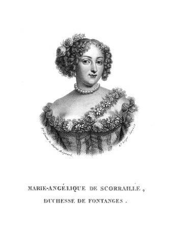 Marie de Fontanges
