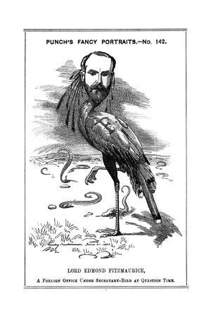 Lord Edmund Fitzmaurice