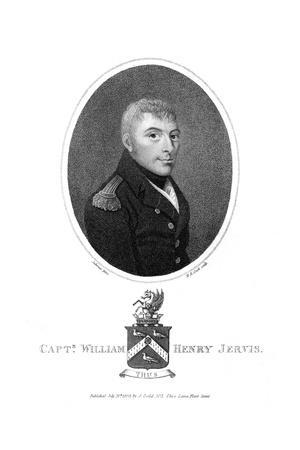 William Henry Jervis