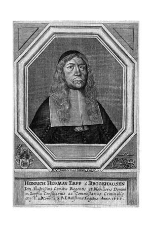 Heinrich Herman Erp