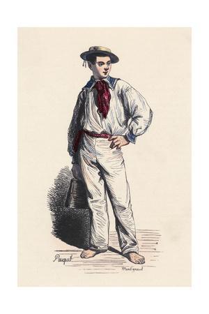 French Cabin Boy