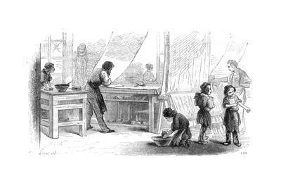 French Factory Children