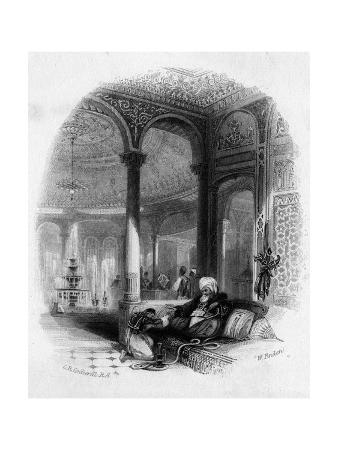 Ali Pasha at Tepalen