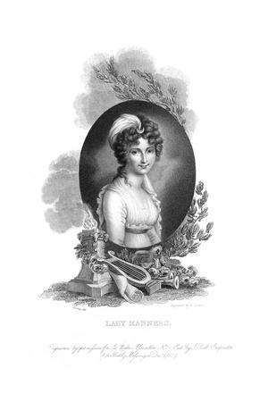 Lady Catherine Manners