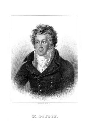 Victor Etienne Jouy