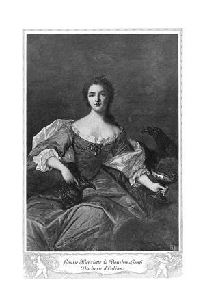 Louise Duchesse Orleans