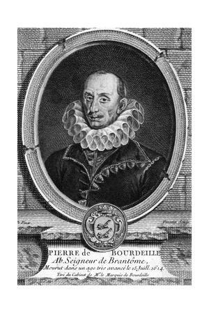 Pierre de Brantome
