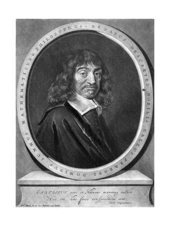 Rene Descartes, French Mathematician and Philosopher
