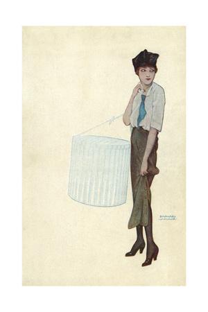 Kirchner Girl Circa 1913