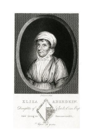 Eliza Aberdein