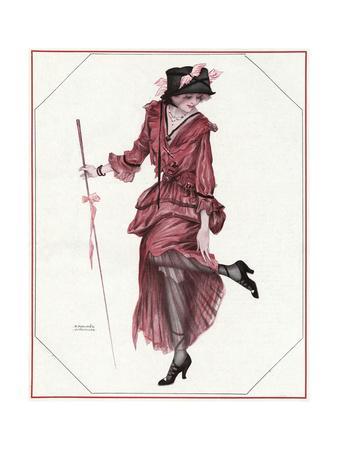 Female Type, Flirt 1914