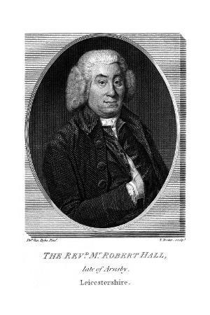 Robert Hall of Arnsby