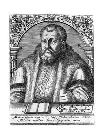 Johannes Schneidewein