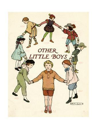Other Little Boys from Various Periods in History