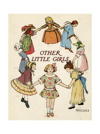 Other Little Girls from Various Periods in History