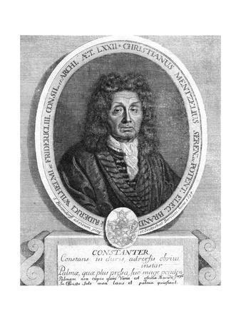 Christian Mentzel