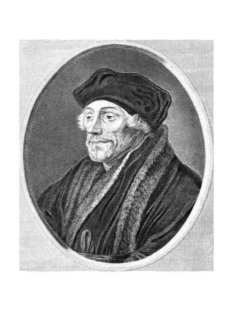 Erasmus, Holloway, Holbein