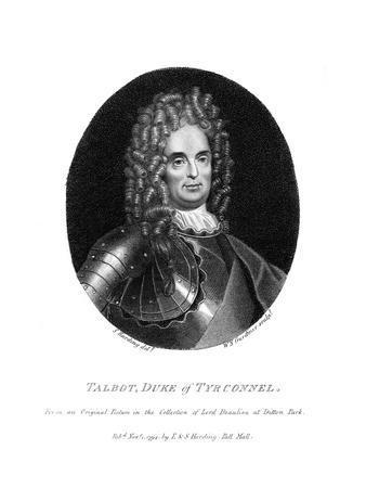 Richard Earl Tyrconnel