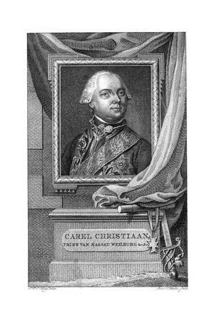 Carl Christian Nassau