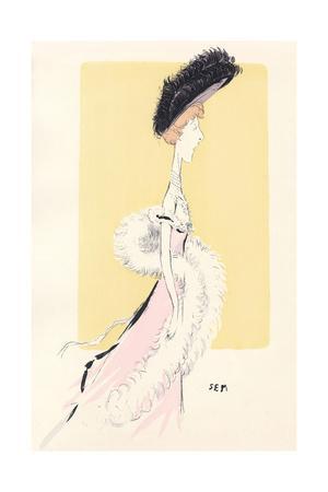 Costume, Sem 1901