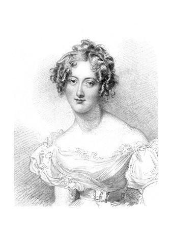 Georgiana Lady Dover 1