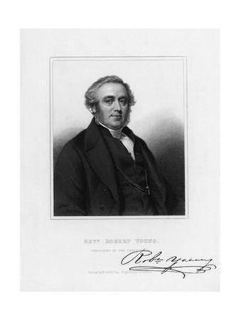 Robert Young, Churchman