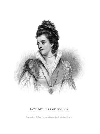 Jane Duchess of Gordon 2