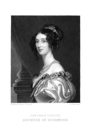 Caroline Dss. Richmond