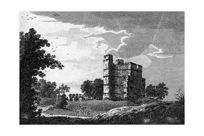Dunnington Castle