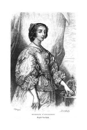 Henrietta D'Orleans