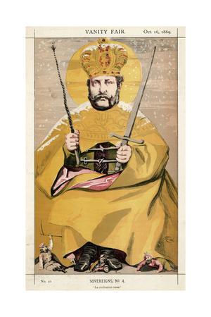 Tsar Alexander II, VF 69