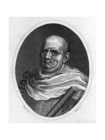 Vespasianus, Titian