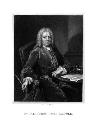 Horatio Baron Walpole