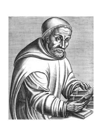 Rabanus Maurus, Thevet