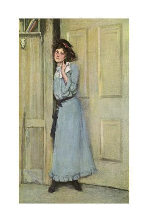 Woman in Doorway, 1904
