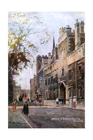 Oxford, Lincoln College
