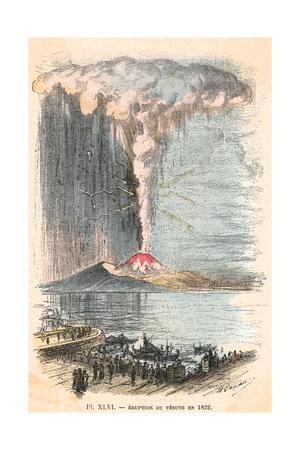 Vesuvius 1822