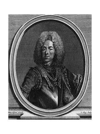 Eugen Franz of Savoy