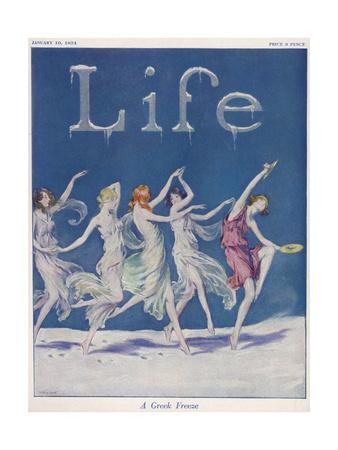 Life, a Greek Freeze,1924