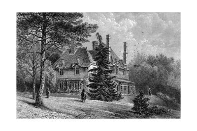 George Eliot, Witley