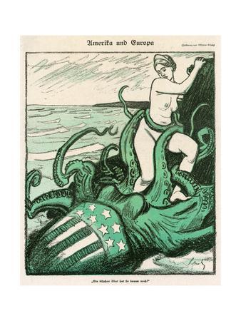 America Strangles Europe