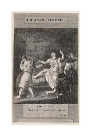 Socrates' Last Drink
