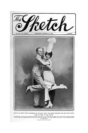 Tango Craze: the Girl on the Film, 1913