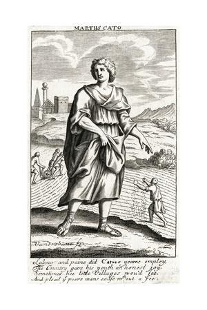Marcus Portius Cato