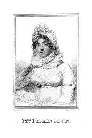 Mary Pilkington